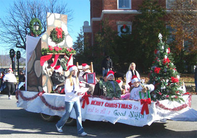 The Union County Christmas Parade